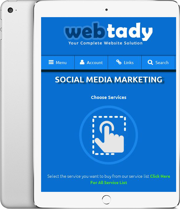 webtady mobile apps development services