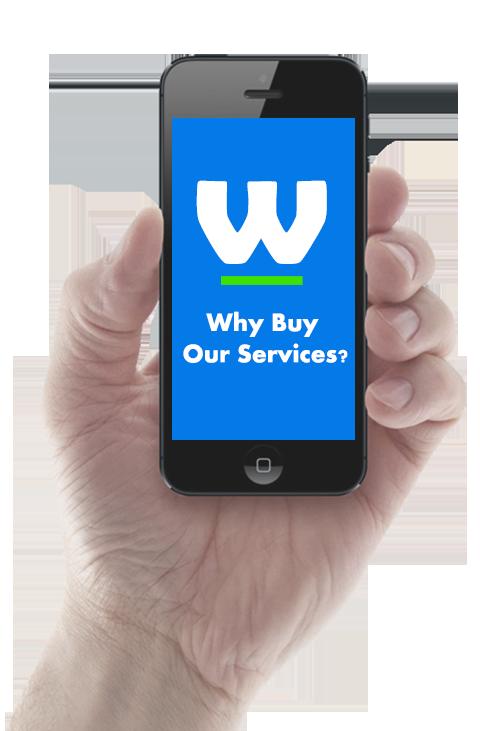 why choose webtady for your custom website design needs