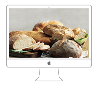 Bakery and Pastry Shops Website Design