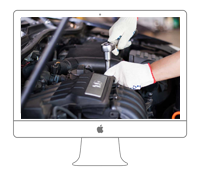 Car Repair Website Design