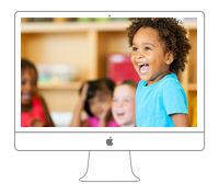 Child Care Website Design