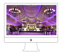 Event Organizers Website Design