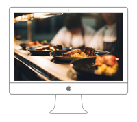 Food and Restaurant Website Design