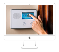 Home Security Website Design
