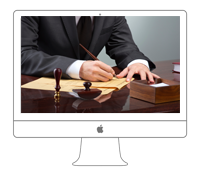 Legal Service Website Design