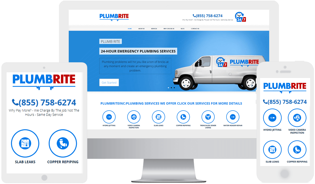 plumbing-business-website-design-for-small-business-owner