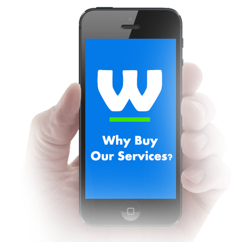 why order our custom website design service webtady