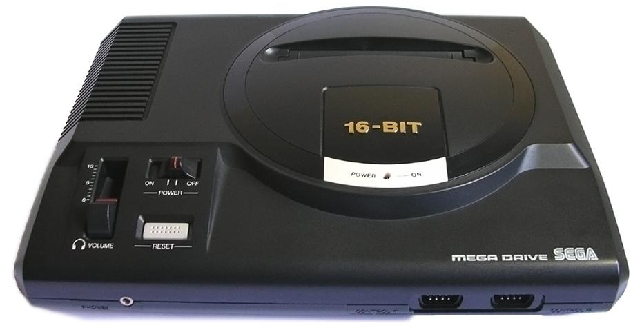 Mega Drive - webtady