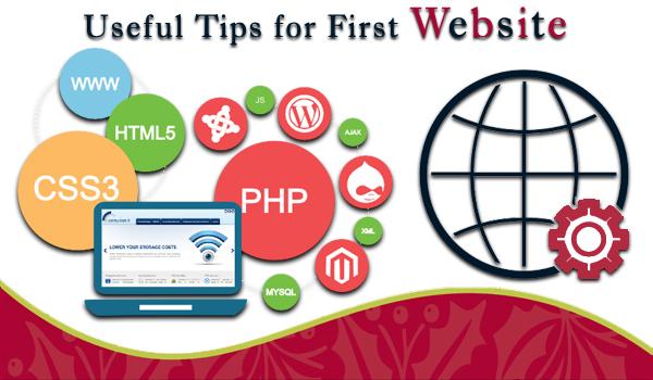 website design tips for business