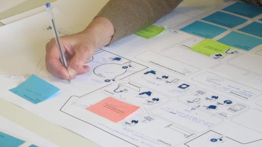 making website for website design