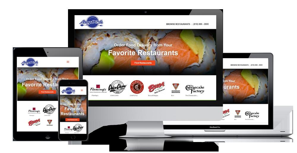 Small Business Custom Website Design - webtady mobile website design